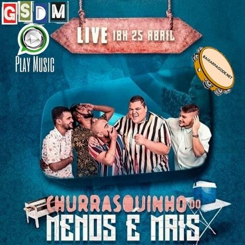 Download CD Live Menos é Mais - Churrasquinho do Menos é Mais (2020)