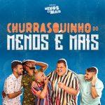Download CD grupo Menos é Mais - Churrasquinho do Menos É Mais (Ao Vivo) (2020) baixar grátis