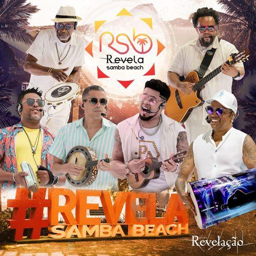 Download CD Revela Samba Beach (Primeira Onda) (2020)