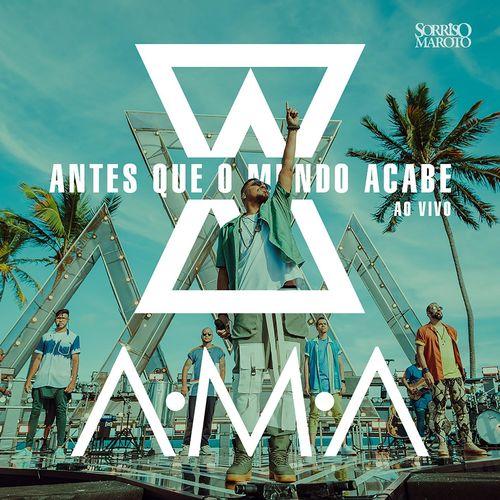 Download CD Sorriso Maroto - A.M.A (Ao Vivo) (2021)